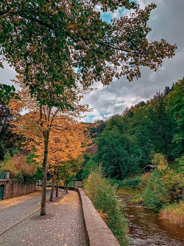 Lại phát hiện được một địa điểm độc - lạ trên bản đồ du lịch của giới trẻ: Monschau - thị trấn hưởng thụ của nước Đức - Ảnh 7.
