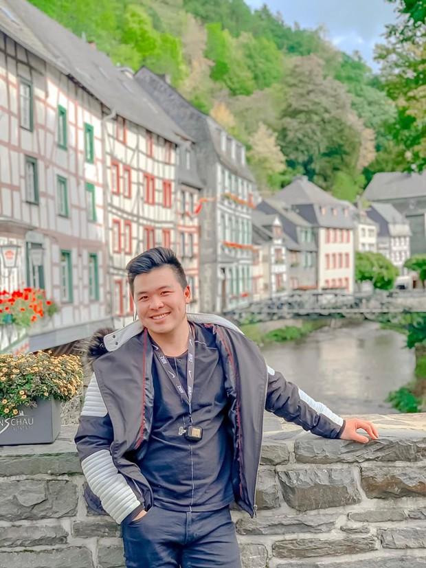 Lại phát hiện được một địa điểm độc - lạ trên bản đồ du lịch của giới trẻ: Monschau - thị trấn hưởng thụ của nước Đức - Ảnh 8.