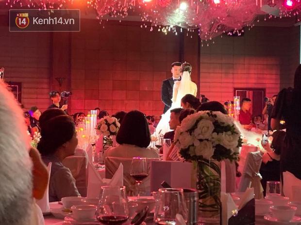 Những hình ảnh đầu tiên trong đám cưới hoành tráng của nữ giảng viên Âu Hà My - Ảnh 3.
