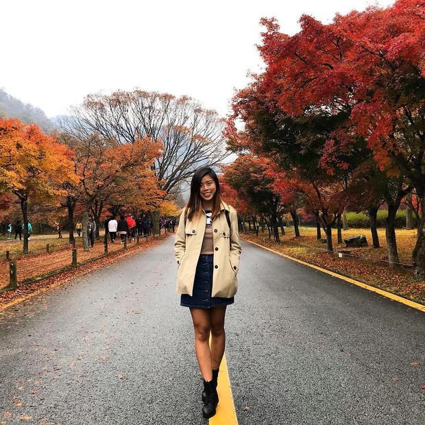 Đi Hàn Quốc mùa thu mà không ngắm lá đỏ thì uổng phí cả thanh xuân, lên lịch để hốt hình sống ảo liền nè! - Ảnh 7.