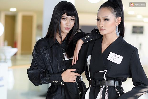 Thí sinh Vietnams Next Top Model miền Bắc: Đẹp, chất và gây sốt cực sớm! - Ảnh 4.