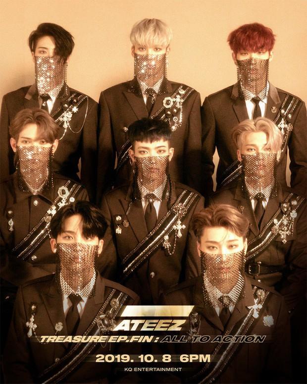Kpop tháng 10 quá nóng bỏng với màn đụng độ của Taeyeon, IU và Heize; SuperM cùng loạt nhóm tân binh đổ bộ hứa hẹn gây bão - Ảnh 13.