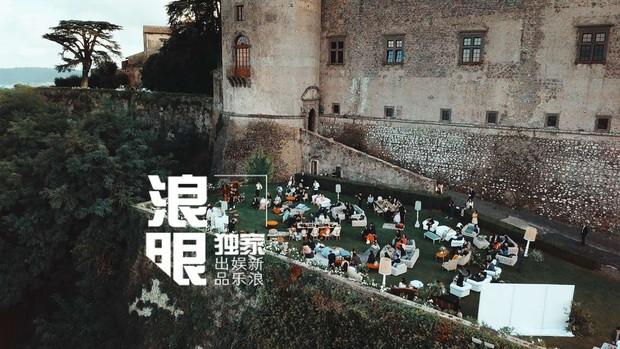 Cao Quý Phi từng bị con trai Trương Quốc Lập đánh thừa sống thiếu chết bất ngờ tổ chức hôn lễ siêu hoành tráng tại Ý - Ảnh 3.