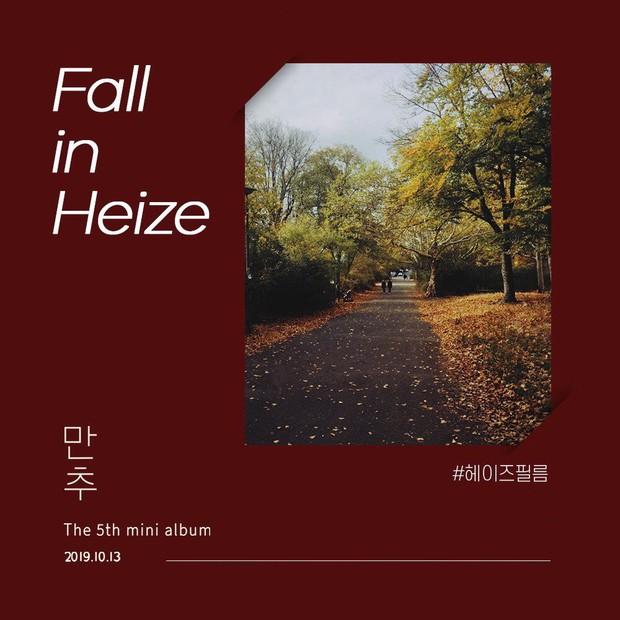 Kpop tháng 10 quá nóng bỏng với màn đụng độ của Taeyeon, IU và Heize; SuperM cùng loạt nhóm tân binh đổ bộ hứa hẹn gây bão - Ảnh 20.