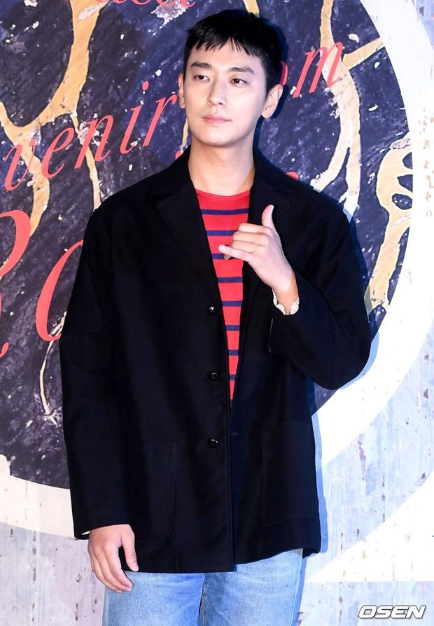 Sự kiện hội tụ dàn sao cực phẩm: Park Min Young đọ sắc nàng cử tạ, Lee Dong Wook hốc hác vẫn lấn át 3 tài tử hot - Ảnh 14.