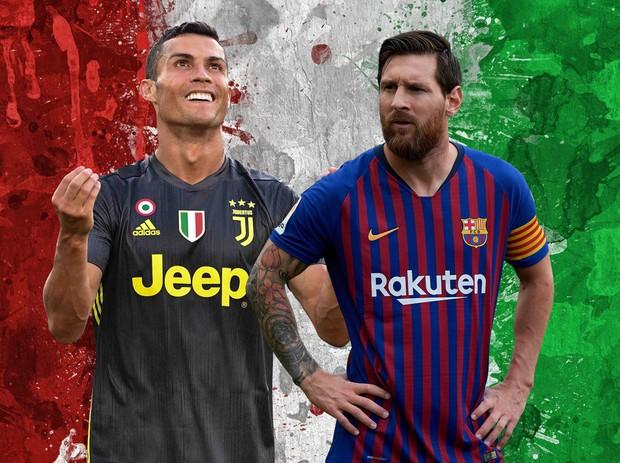 Messi - Ronaldo không ngừng chứng tỏ sự vĩ đại, nhưng đây là 9 kỷ lục bộ đôi này chưa thể chạm tới - Ảnh 4.