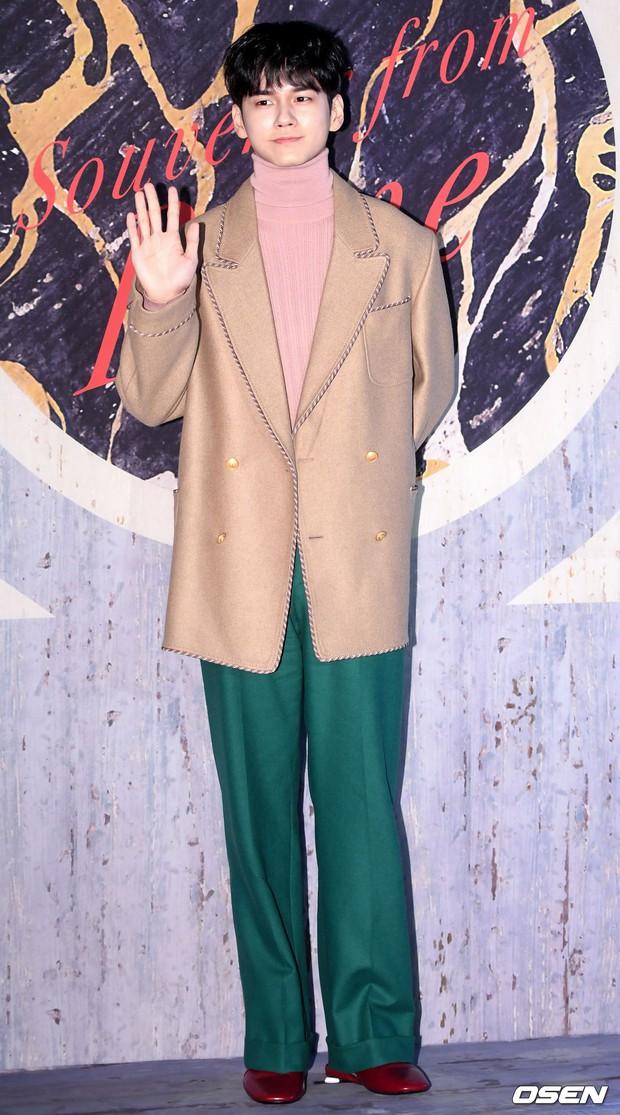 Sự kiện hội tụ dàn sao cực phẩm: Park Min Young đọ sắc nàng cử tạ, Lee Dong Wook hốc hác vẫn lấn át 3 tài tử hot - Ảnh 15.
