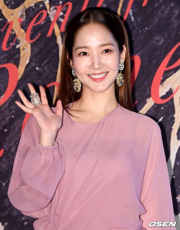 Sự kiện hội tụ dàn sao cực phẩm: Park Min Young đọ sắc nàng cử tạ, Lee Dong Wook hốc hác vẫn lấn át 3 tài tử hot - Ảnh 3.