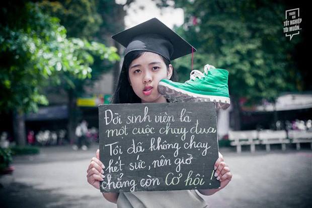 Cựu sinh viên Ngoại thương khuyên các em gái mới tốt nghiệp: Luôn cố gắng để trở thành phiên bản tốt hơn của chính mình, luôn có biện pháp an toàn khi QHTD - Ảnh 1.