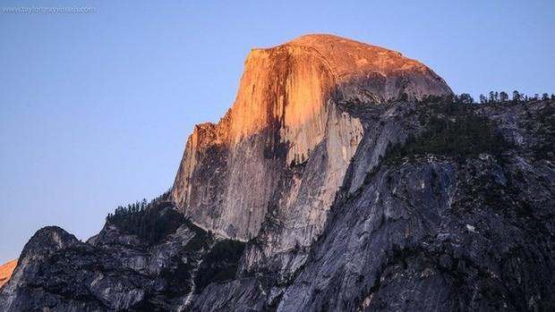 Nhóm YouTuber này đi khắp California để chụp lại y hệt wallpaper chính chủ của Apple trên macOS - Ảnh 2.