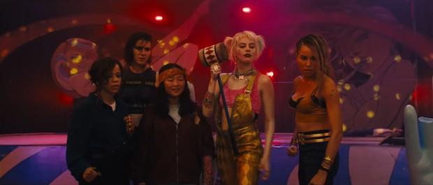 Đoạn tuyệt với người tình Joker, Harley Quinn tự lên ngôi chị đại trong trailer đầu tiên của Birds Of Prey - Ảnh 13.