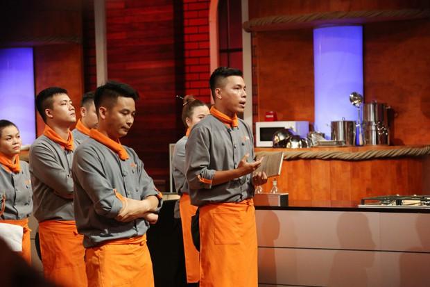 Top Chef Vietnam: Các thí sinh bức xúc với đầu bếp ăn trộm nguyên liệu của đối thủ - Ảnh 4.