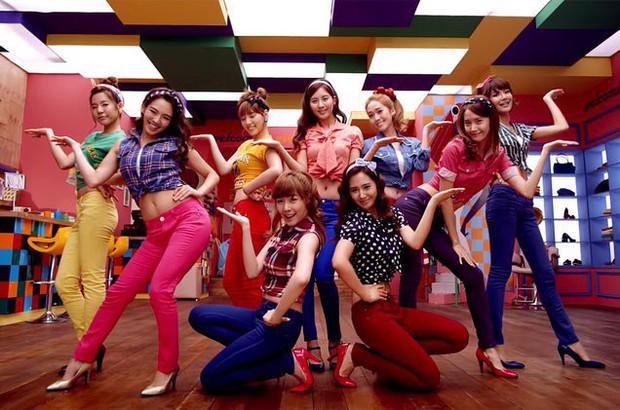 Điểm danh 5 hit khủng của Kpop kém duyên với Youtube: SNSD, DBSK hay Super Junior bị đăng MV chậm từ vài tháng đến... cả năm - Ảnh 9.