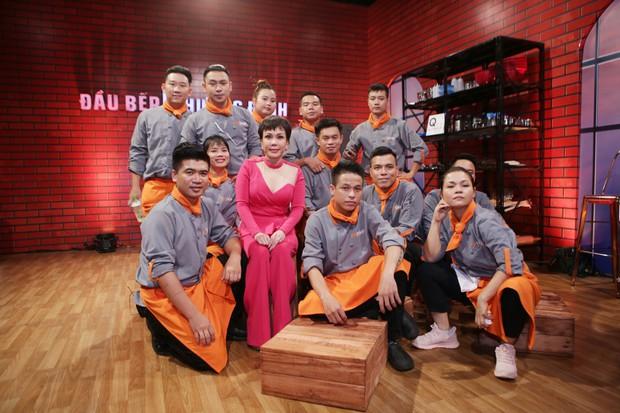 Top Chef Vietnam: Các thí sinh bức xúc với đầu bếp ăn trộm nguyên liệu của đối thủ - Ảnh 1.