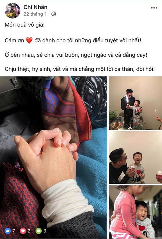Trong khi Chí Nhân hẹn hò với gái lạ, Minh Hà cũng úp mở đầy ẩn ý về anh người yêu khiến ai nấy tò mò - Ảnh 1.