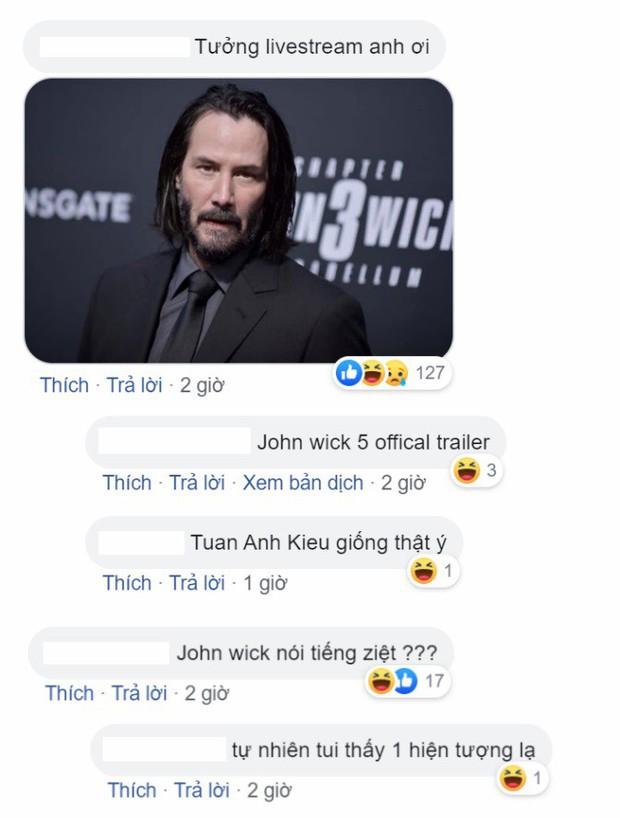 JVevermind hóa tổng tài cool ngầu với chất giọng tấu hài, khán giả cà khịa: John Wick nói tiếng Việt bà con ơi! - Ảnh 7.