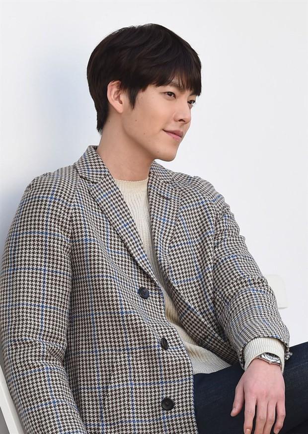 Chuyện ấm lòng giữa showbiz Hàn ồn ã: Bị bệnh, Kim Woo Bin vẫn giúp bạn chiến đấu với ung thư bằng cách này! - Ảnh 2.