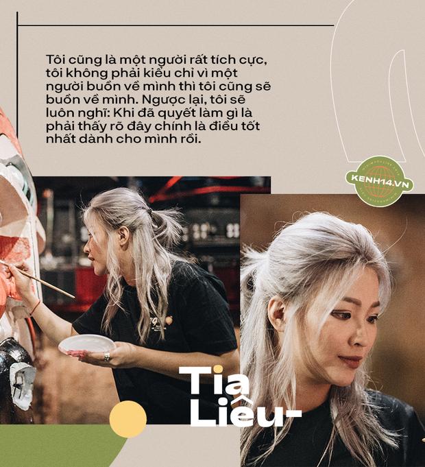 """Tia Liêu - Giám đốc Event """"Nghìn chín"""": Người phụ nữ kì lạ trong ngành nightlife, giỏi việc đẻ giỏi cả việc... chơi - Ảnh 24."""
