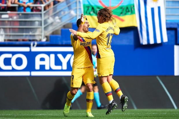 Bộ ba siêu sao trị giá 330 triệu euro cùng nổ súng, Barcelona đại thắng tại vòng 9 La Liga - Ảnh 2.