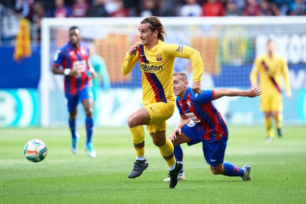 Bộ ba siêu sao trị giá 330 triệu euro cùng nổ súng, Barcelona đại thắng tại vòng 9 La Liga - Ảnh 4.