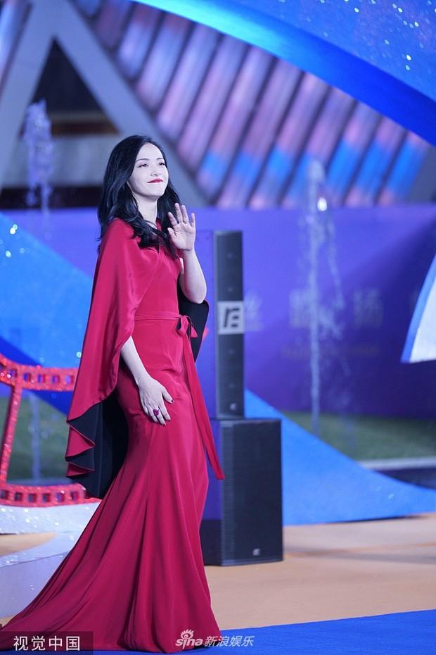 Thảm đỏ Cbiz hot nhất hôm nay: Đôi bạn thân Huỳnh Hiểu Minh - Triệu Vy chiếm spotlight, Na Tra gây sốt vì quá xinh - Ảnh 9.