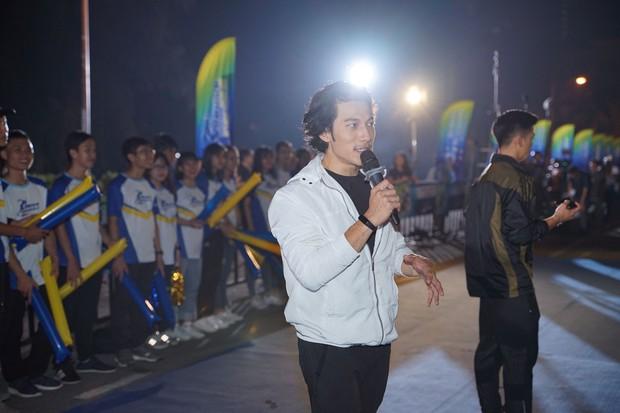 Quốc Anh - MLee tái ngộ Lê Xuân Tiền, chia sẻ động lực nếu lười chạy bộ khi tham gia show Marathon - Ảnh 1.