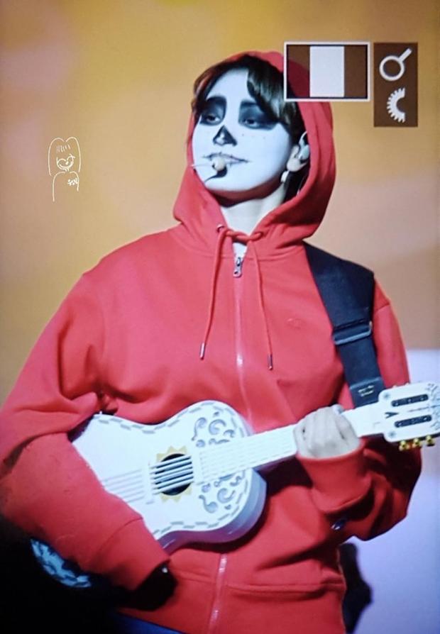 TWICE gây sốc với màn hoá trang Halloween cực độc nhưng cũng không hot bằng sự trở lại của Mina trên sân khấu - Ảnh 8.