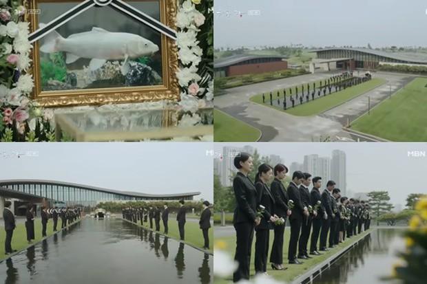 """Bom tấn truyền hình Graceful Family: Hít drama """"thủng phổi"""" với màn cung đấu của gia đình thượng lưu xứ kim chi - Ảnh 10."""