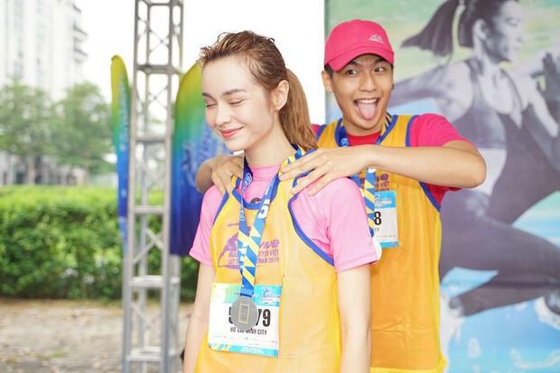 Quốc Anh - MLee tái ngộ Lê Xuân Tiền, chia sẻ động lực nếu lười chạy bộ khi tham gia show Marathon - Ảnh 2.