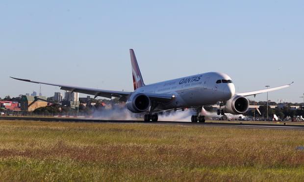 Qantas hoàn tất chuyến bay thẳng dài nhất thế giới  - Ảnh 1.