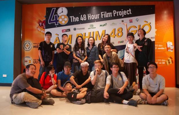 Đạo cụ con heo gây sốc trong loạt phim 48 giờ, dự án làm phim ngắn Việt tiếp tục thu hút chú ý lớn - Ảnh 1.