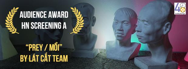 Đạo cụ con heo gây sốc trong loạt phim 48 giờ, dự án làm phim ngắn Việt tiếp tục thu hút chú ý lớn - Ảnh 5.