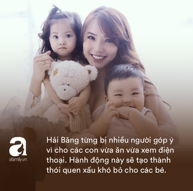 Những cách dạy con gây tranh cãi của sao Việt: Thủy Tiên, Phạm Quỳnh Anh khéo là thế vẫn bị chê trách, nhưng chưa đáng sợ bằng sự cố của Thu Thủy - Ảnh 6.