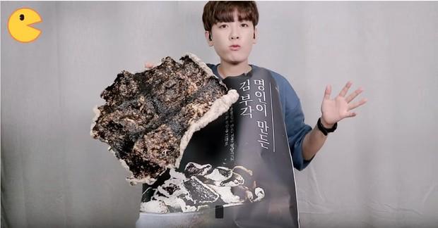 Đối thủ của bà Tân Vlog đã xuất hiện: Youtuber người Hàn tự tay làm những món ăn siêu to khổng lồ khiến dân tình choáng váng - Ảnh 10.