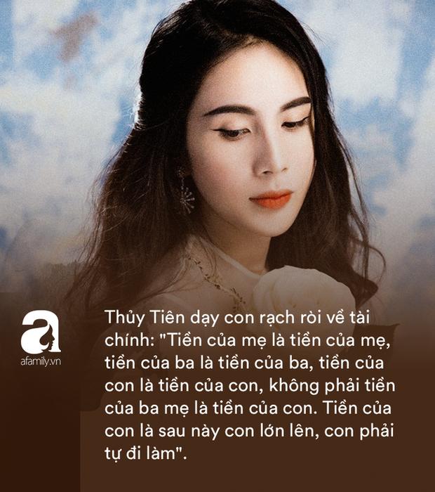 Những cách dạy con gây tranh cãi của sao Việt: Thủy Tiên, Phạm Quỳnh Anh khéo là thế vẫn bị chê trách, nhưng chưa đáng sợ bằng sự cố của Thu Thủy - Ảnh 11.