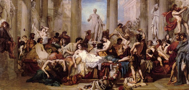 Cuộc sống của một công dân Đế chế La Mã thời cổ đại: Mỗi ngày đều phải sinh tồn - Ảnh 1.