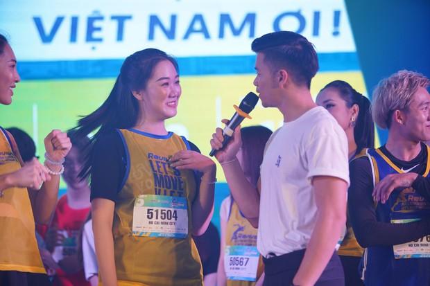 Quốc Anh - MLee tái ngộ Lê Xuân Tiền, chia sẻ động lực nếu lười chạy bộ khi tham gia show Marathon - Ảnh 4.