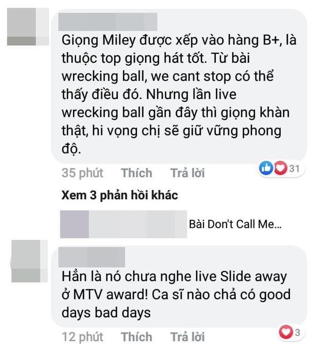 Giọng hát của Miley Cyrus gặp vấn đề nghiêm trọng, fan lo lắng về khả năng mất giọng mãi mãi do dùng nhiều chất kích thích và uống rượu - Ảnh 3.