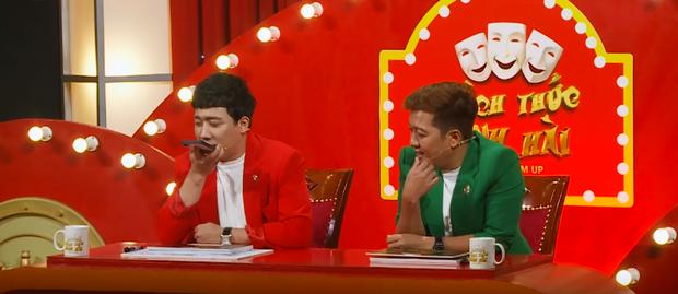 Trấn Thành cười khoái chí khi Bà Tân Vlog nói Lê Giang cái gì cũng... siêu to khổng lồ - Ảnh 4.