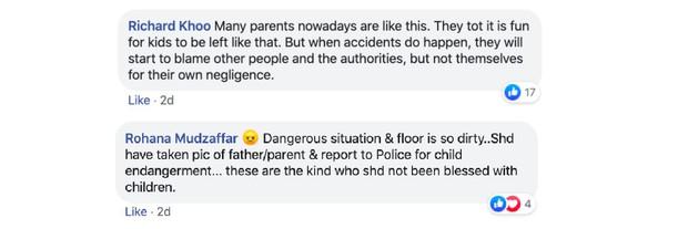 Lời đáp trả của ông bố sau khi bị ném đá dữ dội vì để con chơi cạnh cửa tàu điện ngầm khiến cộng đồng mạng nổi lên tranh cãi - Ảnh 3.