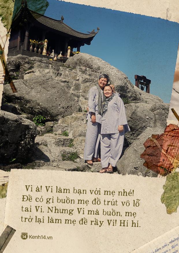 Những lá thư tay gửi con gái và chuyến đi thanh xuân của 2 mẹ con trên chiếc xe máy dọc đường đất Việt: Vi à! Làm bạn với mẹ nhé - Ảnh 6.