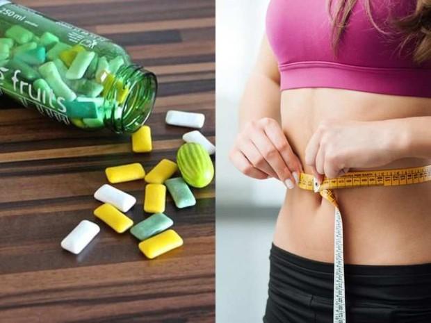 Nhai kẹo cao su có thể giúp bạn giảm cân? - Ảnh 1.