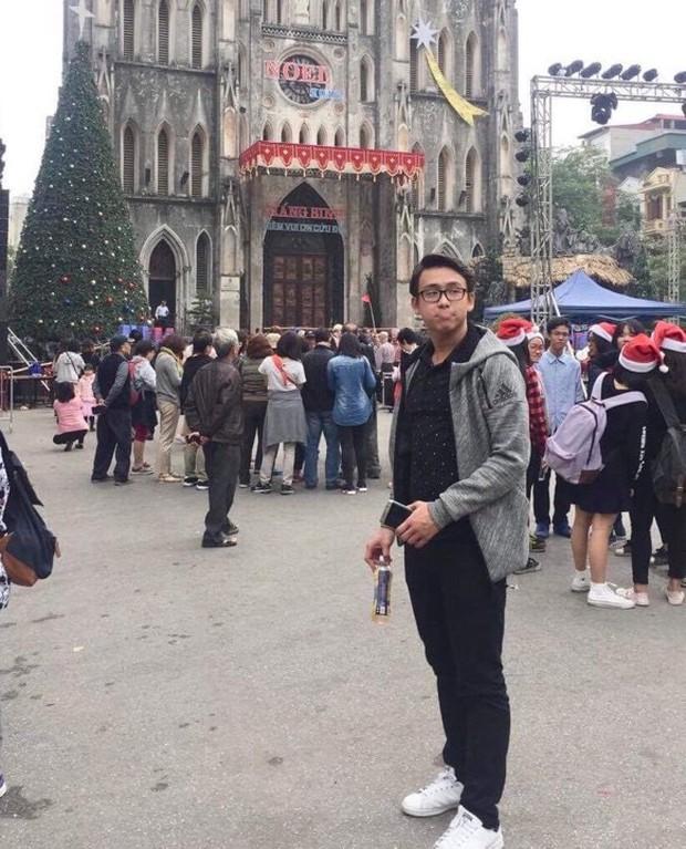 Sốc với hình ảnh MC Quang Bảo lúc béo chạm mức 90kg, nhìn đến body hiện tại mới bất ngờ - Ảnh 3.