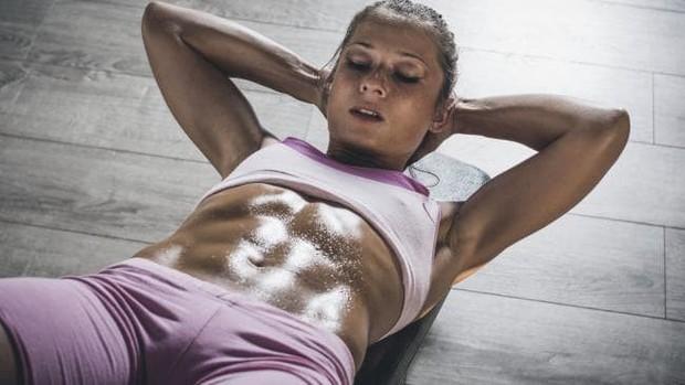 Sự thật bất ngờ về quan niệm: Tập thể dục phải ra mồ hôi càng nhiều mới càng hiệu quả và giảm được cân - Ảnh 1.