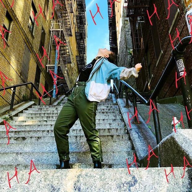 Chỉ là 1 chiếc cầu thang vô danh thôi nhưng cầu thang của gã hề Joker đang là điểm hút khách du lịch bậc nhất hiện nay ở New York - Ảnh 3.