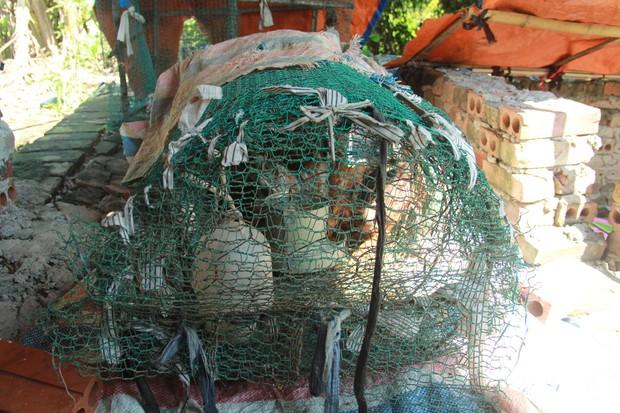 Xót xa cụ bà sống cùng con cháu trong túp lều quây bạt không điện nước suốt 24 năm ở Vĩnh Phúc - Ảnh 6.