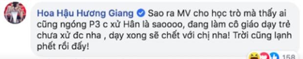 Rục rịch tung MV come back cùng học trò top 1 trending, Hương Giang lại bị đòi phần 3 #ADODDA: Đợi làm cô giáo dạy trẻ xong sẽ chết với chị! - Ảnh 3.