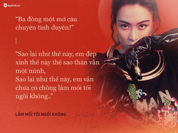 Nghe album mới của Hoàng Thuỳ Linh, hội chị em độc thân toả sáng gom đủ rổ quote dùng cả năm, vừa thả mồi vừa tiện đuổi khách - Ảnh 8.