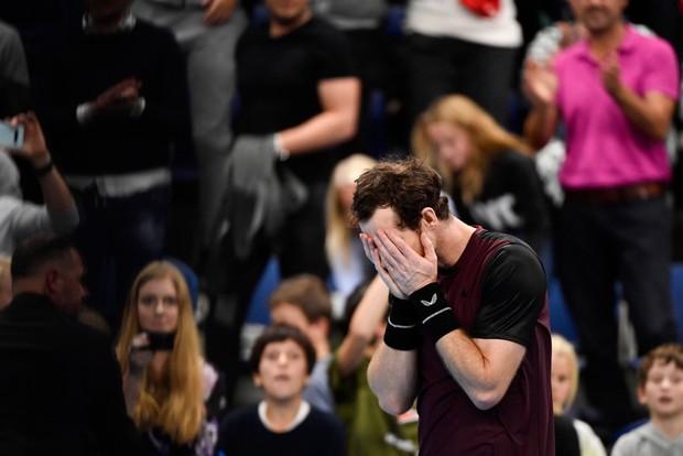 Sau bao đắng cay, thất vọng nhưng không chấp nhận bỏ cuộc, tay vợt từng ngồi chung mâm với Federer và Nadal cuối cùng cũng rơi nước mắt hạnh phúc vì thành quả tuyệt vời - Ảnh 6.