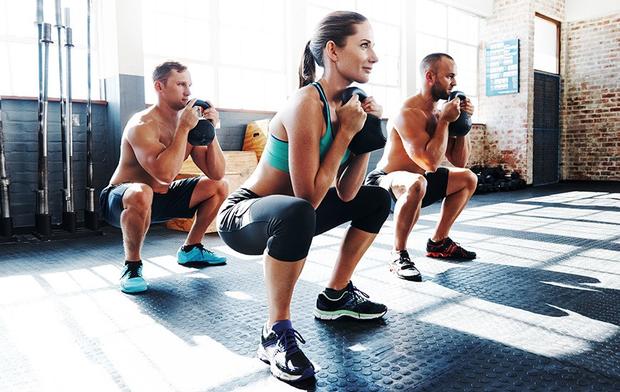Sự thật bất ngờ về quan niệm: Tập thể dục phải ra mồ hôi càng nhiều mới càng hiệu quả và giảm được cân - Ảnh 4.